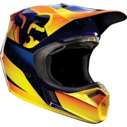 CASCO FOX V3 FLIGHT 2015 NARANJA