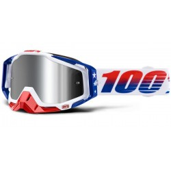 Gafas Mx 100% Racecraft Edicion limitada Mxon 2018 cristal espejo