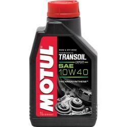 1L. ACEITE MOTUL TRANSOIL EXPERT 10W 40 HC- SINTETICO