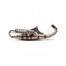 Escape 2T Yasuni Carrera 16 Silenc. Carbon-Kevlar Piaggio/Gilera Zip / Runner / NRG / Typhoon TUB423CK