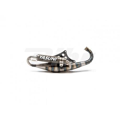 Escape 2T Yasuni Carrera 21 Silenc. Carbon-Kevlar Piaggio/Gilera Zip / Runner / NRG / Typhoon TUB429CK