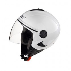 CASCO SHIRO SH-66 VIP BLANCO