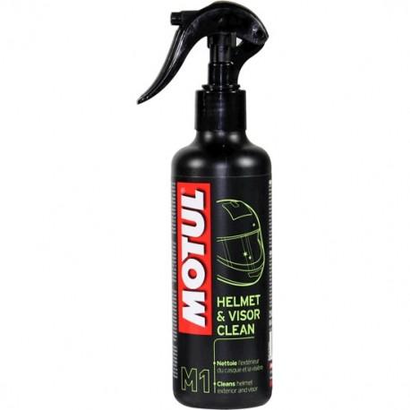 0,250L. Spray Limpiador casco Y Visera Motul M1