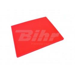Pliego de espuma roja para filtro de aire (280x330x10mm) ARTEIN AF00000000040