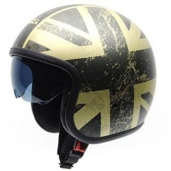 CASCO NZI ROLLING3 SUN GRAPHICS GOLDEN DUCAT MATT