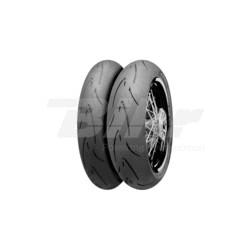 Neumático Continental ContiAttack SuperMoto - 17'' 120/70R17 M/C 58H TL