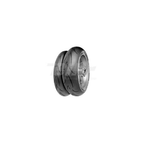Neumático Continental ContiRaceAttack Comp. Medium - 17'' 190/55ZR17 M/C 75W TL