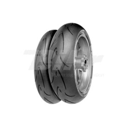 Neumático Continental ContiRaceAttack Comp. Soft - 17'' 120/70ZR17 M/C 58W TL