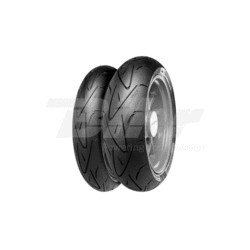 Neumático Continental ContiSportAttack - 17'' 190/55ZR17 M/C (75W) TL