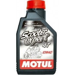 1L. ACEITE MOTUL SCOOTER EXPERT 4T 10W 40