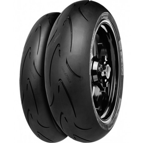 Neumático Continental Endurance - 17'' 120/70ZR17 M/C (58W) TL (Homologado calle)