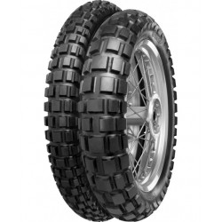 Neumático Continental TKC80 Twinduro - 17'' 130/80-17 M/C 65S TT M+S