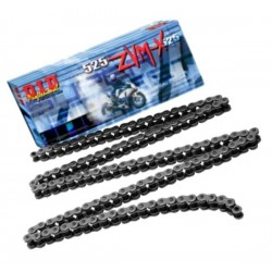 CADENA ABIERTA DID X-RING 525ZVMX/112 CON ENGANCHE REMACHE