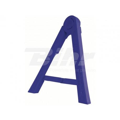 Triangulo lateral de plástico Polisport azul 8981700003