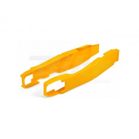 Protectores de basculante Polisport Suzuki amarillo 8457100002