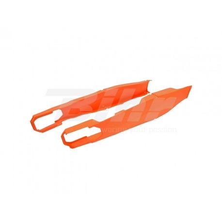 Protectores de basculante Polisport KTM naranja 8456600002