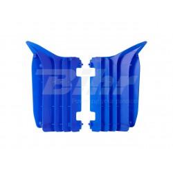 Aletines de radiador Polisport Yamaha azul 8455500002