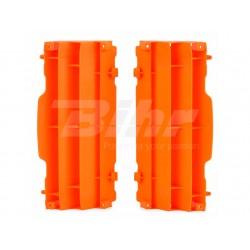 Aletines de radiador Polisport KTM naranja 8455300002