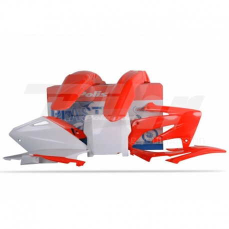 Kit plástica Polisport Honda color original 90083