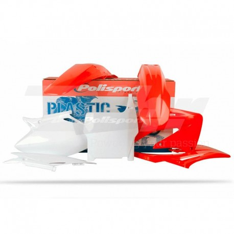 Kit plástica Polisport Honda color original 90109