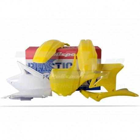 Kit plástica Polisport Suzuki color original 90123