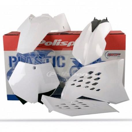 Kit plástica Polisport KTM blanco 90128