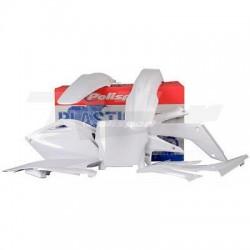 Kit plástica Polisport Honda blanco 90139