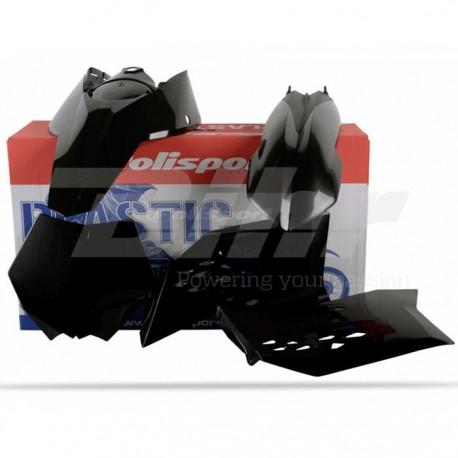 Kit plástica Polisport KTM negro 90181