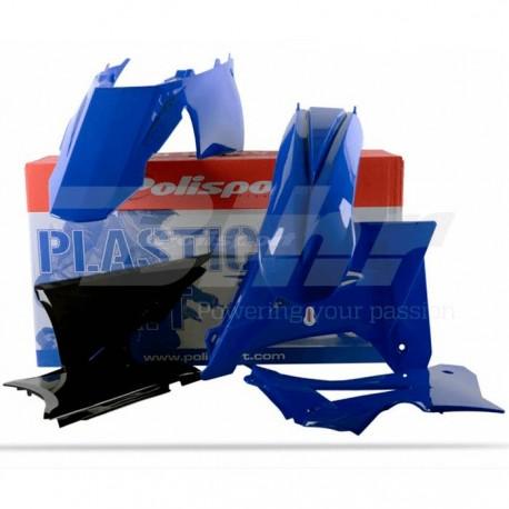 Kit plástica Polisport GAS GAS azul / negro / azul 90199