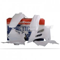 Kit plástica Polisport GAS GAS blanco 90238