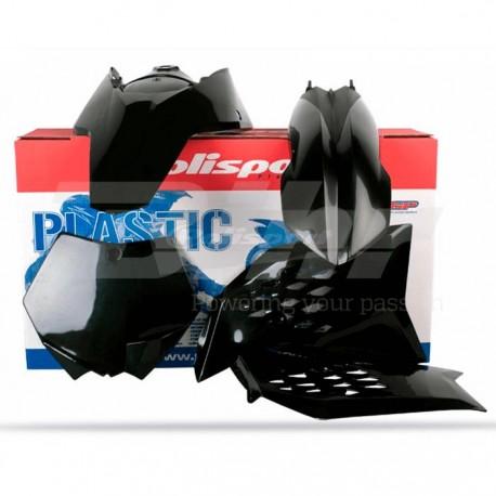 Kit plástica Polisport KTM negro 90239