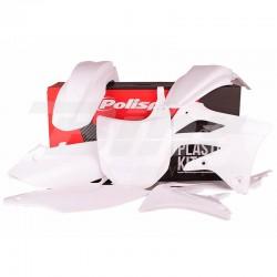 Kit plástica Polisport Kawasaki blanco 90464