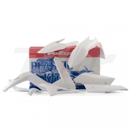 Kit plástica Polisport GAS GAS blanco 90490