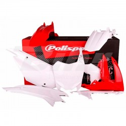 Kit plástica Polisport Honda color original 90537