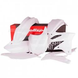 Kit plástica Polisport Kawasaki blanco 90543