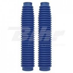 Fuelles de horquilla Polisport 350mm diam.sup 41mm diam.inf 58mm azul 8365000002