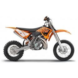 MOTO CROSS KTM SX 65 2015