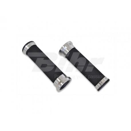 Puños Vespa sintético/aluminio diam.int 24/24mm