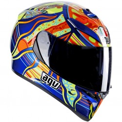 Casco Agv K-3 Sv Rossi Five Continents
