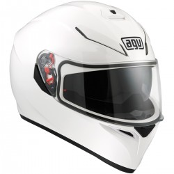 CASCO AGV K-3 SV BLANCO BRILLO