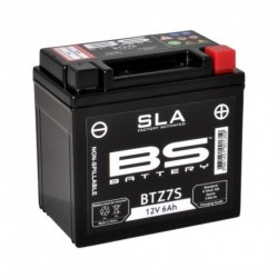 BATERIA 6-ON YTZ7S ACIDO SIN MANTENIMIENTO 12V.