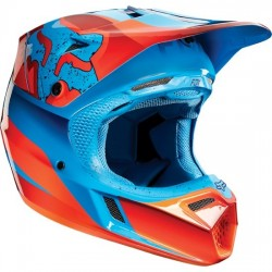 CASCO FOX V3 FLIGHT 2015 ROJO
