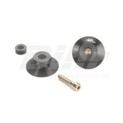 Diabolos para stand de paddock antracita, M8 +10mm LSL 680LB08DAN