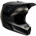 CASCO FOX V3 2015 NEGRO MATE