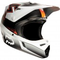 CASCO FOX V3 FRANCHISE 2015 NARANJA