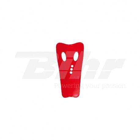 Recambio protector de tibia izquierda grande UFO rojo KR08B