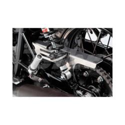 Protector de cadena aluminio W650/800 plata LSL 713K086SI