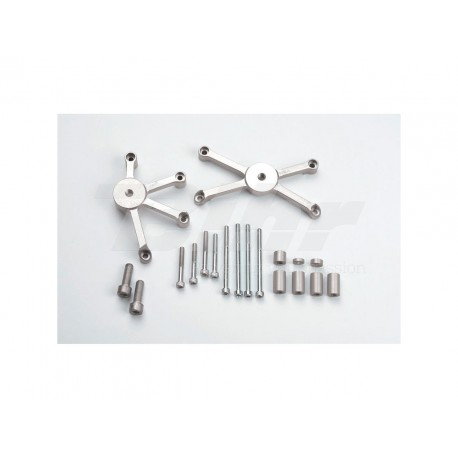 Kit montaje protectores de carenado Versys 1000 LSL 550K143