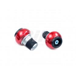 Protector de eje delantero GSXR600/750 ´11-, Rojo LSL 555S127RT