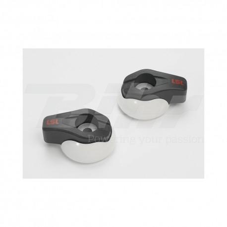 Protectores de carenado blanco LSL 550-002WT